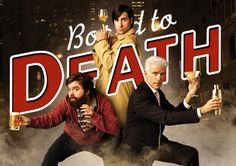 Bored to Death. Bloody good entertainment. Also, I aspire to be Jonathan Ames.