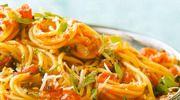 Recipe of the Day: Tomato-Basil Spaghetti