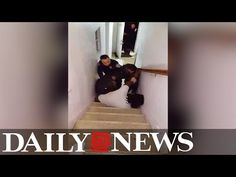 Queens man beaten and arrested by NYPD after walking dog 28.12.2015 Nicholason Gregoire a 25-year-old college student was wrongfully arrested and beaten by Queens cops last week for having his dog ...