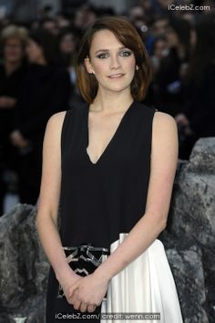 Charlotte Ritchie U.K. premiere of 'Noah' held at the Odeon Leicester Square http://www.icelebz.com/events/u_k_premiere_of_noah_held_at_the_odeon_leicester_square/photo3.html