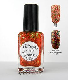 Lynnderella -- Petunia's in the Pumpkin Patch