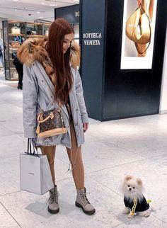 Winter Wear, Autumn Winter Fashion, Fall Winter, Luxury Girl, Girl Fashion, Womens Fashion, Classy, How To Wear, Outfits