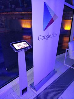 Google Play - Roma la Lanterna - Totem Touch Screen - Micmac
