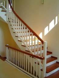 massiv, landhaus, holz, weiss | treppen | pinterest, Moderne