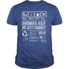 Awesome Tee For Environmental Health And Safety Manager - #shirt #printed t shirts. PURCHASE NOW => https://www.sunfrog.com/LifeStyle/Awesome-Tee-For-Environmental-Health-And-Safety-Manager-104428438-Royal-Blue-Guys.html?id=60505