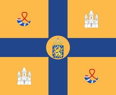 Royal Standard of a Prince of the Netherlands