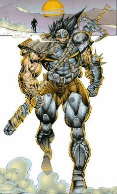 image comics - Prophet by Rob Liefeld Comic Book Artists, Comic Book Characters, Marvel Characters, Comic Character, Comic Books Art, Comic Art, Horror Comics, Fun Comics, Marvel Dc Comics
