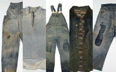 Found Collection at Cone Mills: Pieces of Denim History
