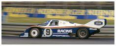 Norisring 1983 Bellof in a Porsche 956 .... Karsten Denecke