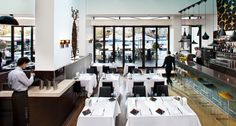 Number 8 Restaurant & Wine Bar | Crown Melbourne  Private dining: Max 35