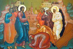 Homélie de Pierre Laurent pour le 5ème dimanche de Carême