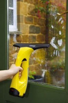 Keep your windows clean and fresh with a Kärcher WV50 Window Vac! #Home