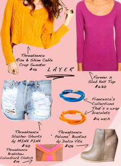 from my daily fashion blog!  #threadsence