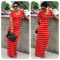 DIY maxi dress! For those of us who want to stay modest, but still fashionable!