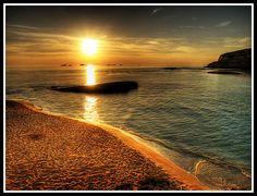 Another beautiful Cala Conta Sunset...