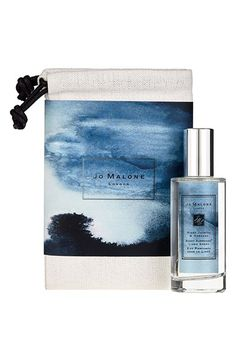 Jo Malone™ 'My Wanderlust - Night Jasmine & Oregano' Linen Spray & Travel Bag (Limited Edition) http://rstyle.me/n/vhwgdnyg6