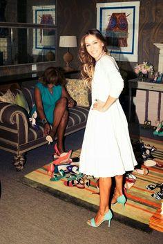 Home-Styling: My Shoe Obsession and SJP Colection * A Minha Obsessão Por Sapatos e a Nova Colecção Da SJP