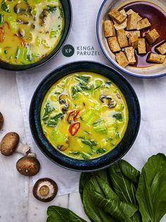 Orientalna zupa z kurkumą - Ale Babka!!! i robi to co lubi:)