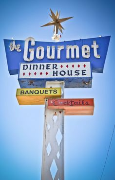 The Gourmet Dinner House ~ San Bernardino CA