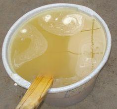 sabão líquido (para máquina de lavar)