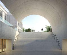 Gallery of Burgos & Garrido + LLAMA Urban Design Win Competition for Lima Art Museum (MALI) Expansion - 16