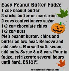 Orange Julius, Fudge Candy, Candy Fudge, Julius Fudge, Yummy Sweet ...
