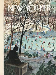 The New Yorker - Saturday, February 4, 1961 - Issue # 1877 - Vol. 36 - N° 51 - Cover by : Ilonka Karasz