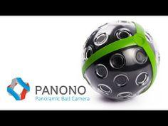 Panono: 360° Panoramic Ball Camera