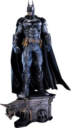 Batman Arkham Knight Polystone Statue