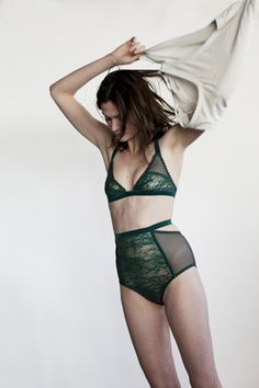 lonley sable high waisted brief @lonelylingerie  http://www.lonelyheartslabel.com/