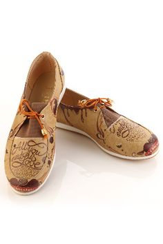 Elite Goby Choco-Latte Shoes in Multicolor