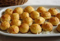 7+1 szénhidrátszegény sajtos nasi Pretzel Bites, Cheddar, Nasa, Paleo, Muffin, Food And Drink, Bread, Vegetables, Desserts