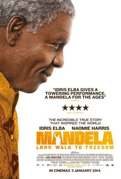 Mandela: Long Walk To Freedom - I watched this one more out of obligation than desire though I was slightly interested to learn about Mandela's history; not as squeaky clean as you would expect. A very long film and I was only gripped during his prison years. Fantastic performances from both Idris Elba and Naomie Harris. Watch Count: 1