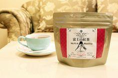 【静岡県】荒井園 富士山紅茶(15個入) - 道の駅通販 道の駅セレクトショップ みちのたより
