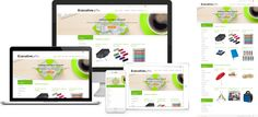 Executive Gifts - website design by Forge Online