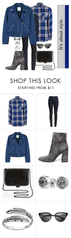 """Style isn't about brands."" by alsuhaimialia ❤ liked on Polyvore featuring Topshop, Barbour, MANGO, Steve Madden, BCBGeneration, Bling Jewelry and Primrose"