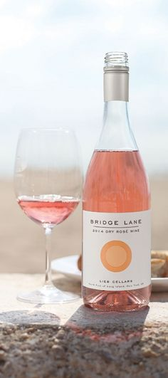 Bridge Lane Dry Rosé: An Exquisite Small-batch Wine to Sip All Day. Click for our pairing tips!