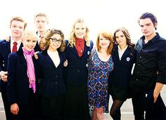 Vampire Academy Cast + Richelle Mead!