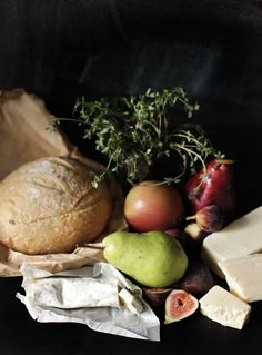 Autumn Grilled Cheese, 3 Ways / Small Measures for Design*Sponge #autumn #fall #food