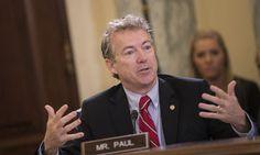 Sen. Rand Paul: 'It Makes No Sense' For Republicans To Investigate Republicans | The Huffington Post