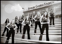 luv this pose for any football stadium pose- HOMECOMING CANDIDATES AND ESCORTS OR FOOTBALL SENIORS