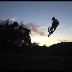 Turns out Brendan's brother, Christian Fairclough rips too. Mountain bike.