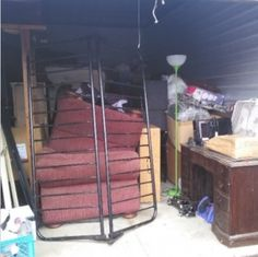 10x20. Furniture, Speakers, Dresser, Totes, Bags, Boxes Misc Items. Ends Jun 8, 2016 11:00AM US/Eastern. Lien Sale.