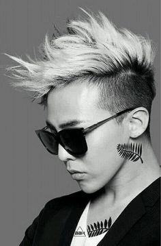 G-Dragon of Big Bang