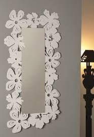 Resultado de imagen para como decorar un espejo grande
