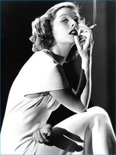 Katharine Hepburn, Ca. Photograph - Katharine Hepburn, Ca. Glamour Hollywoodien, Old Hollywood Glamour, Vintage Hollywood, Classic Hollywood, Hollywood Picture, Hollywood Divas, Hollywood Style, Glamour Shots, Hollywood Icons
