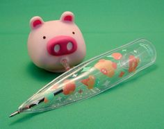 Piggy Inflatable Pen