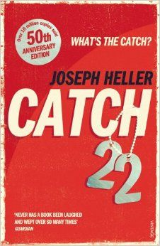 [Catch 22 by Joseph Heller] I struggled a lot with this book, picking it up and putting it down over a series of months. It is probably the longest I've ever taken to read a book and if it weren't a modern classic I would have given up.