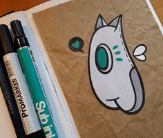 Sketchbook Stuff | Stina Jones