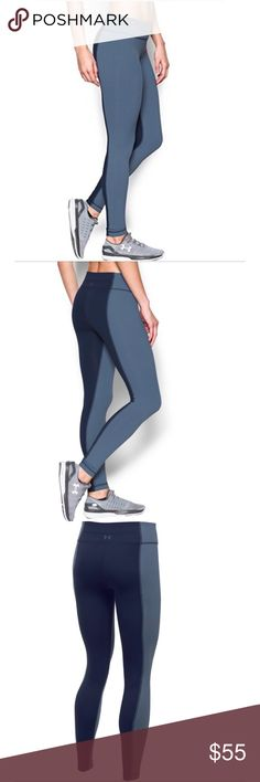 NWT UA Mirror Leggings NWT Under Armour Women's Mirror Leggings in Aurora Purple, Size Small, no longer on UA website Under Armour Pants Leggings